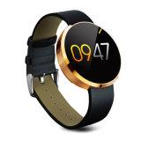 Ios를 위한 새로운 지능적인 시계 심박수 Dm360 Smartwatch Dm360 및 인조 인간 지능적인 시계 심박수 Dm360