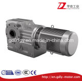 Motor engrenado Helicoidal-Chanfro de K