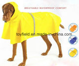 Hunderegenmantel-Umhüllungen-Produkt-Zubehör-Haustier-Regenmantel