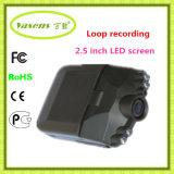 Schleifen-Aufnahme-Nachtsicht 2.5 Zoll-Fahrzeug DVR