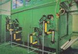 Tela máquina de teñir chamuscadora