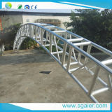 400*500mm Curved Truss para Stage Lighting Roof Truss