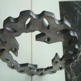 Machine de découpage en métal de laser pour l'acier doux, acier du carbone
