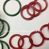 Anel-O/anéis-O do plutônio EPDM de Vmq Fvmq do silicone de HNBR
