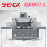 CE Full Automatic High Speed 1370mm Paper Sheeter (SQZ-137CTN quilolitros)