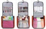 (KL035)顧客用方法ナイロン装飾的な袋は旅行洗面所袋を防水する