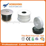 Коаксиальный кабель 50 телекоммуникаций омов кабеля Rg223 CCTV