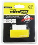 De nitro OBD2 Stemmende Doos van de Spaander voor Gele de Auto's van de Benzine