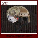 軍の戦術的なヘルメットBj Airsoftのヘルメットはヘルメット絶食する