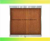 Almofada refrigerando do frame de alumínio para a estufa