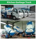 4X2 Küche Abfall-LKW-