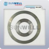 톱니 모양으로 한 틈막이 또는 Kammprofile 틈막이 기본적인 작풍 (SUNWELL)