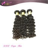 Reizend Haar-tiefes Wellen-Jungfrau-Haar-preiswerte brasilianische Haar-Bündel