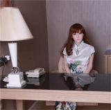 Echte Doll van het Meisje van het Silicone van de vervaardiging Japanse voor Volwassen Mannetje