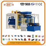 Máquina de fabricación de ladrillo concreta del bloque del cemento para la construcción