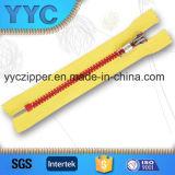 # Bag Garment를 위한 5 폐쇄형 Plastic Resin Zipper