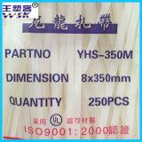 Da manufatura de nylon 35cm da fábrica da cinta plástica de China cinta plástica de travamento automático (PA66)