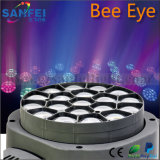 1 Beam Stage Lightingに付きLED Moving Head 19 PCS Big Bee Eye 4