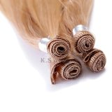 Fábrica 2015 Wholesale Price Cheap 100% e Highquality Handtied Hair Weft