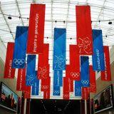 Bandera del PVC Blockout de la bandera de la flexión
