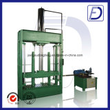 Used Clothing를 위한 사용된 Clothes 및 Textile Compress Baler Machine