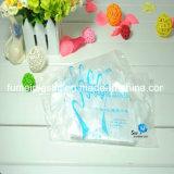 PE van het polyethyleen Beschikbare Handschoenen op Zak