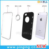 iPhone 6/6sの携帯電話カバーのための熱く柔らかいTPUのプラスチック裏表紙