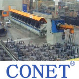 Conet Straight Steel Wire Drawing Machine con Factory Price From Cina