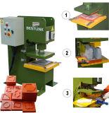 Automatischer Steinausschnitt u. Aushaumaschine