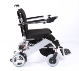 ألومنيوم منافس من الوزن الخفيف يطوي كرسيّ ذو عجلات لأنّ يعجز