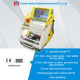 Automatischer Auto-Taste-Ausschnitt-Maschinen-hohe Sicherheits-Bauschlosser bearbeitet Sec-E9