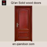 Porte de luxe en bois solide de Cheey de porte de villa