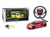 4 canaleta Remote Control Car com Light Battery Included (10253132)
