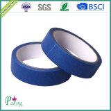 Голубая лента для маскировки бумаги Crepe с большим качеством