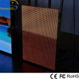 Schermo di visualizzazione di fusione sotto pressione esterno del LED dello stadio di colore completo dell'alluminio P10
