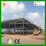 Construções de aço que constroem oficina pré-fabricada do armazém do metal
