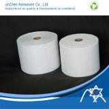 Tissu étroit de Nonwoven de la largeur pp Spundonded