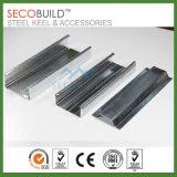 직류 전기를 통한 Steel Profile/Galvanized Metal Stud 또는 Galvanized Metal Track