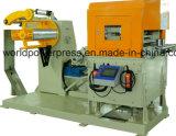 Alimentatore automatico con Decoiler ed il raddrizzatore