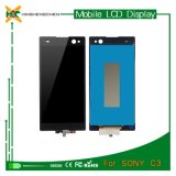 In het groot LCD Display voor Sony C3 Replacement LCD Screen
