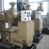 Gerador Harmonic trifásico do diesel da excitação 10kVA da C.A.