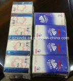 Empaquetadora multi de los bolsos del pañuelo del papel semiautomático del bolsillo