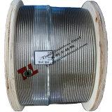 Edelstahl-Seil 316 1X19 8mm