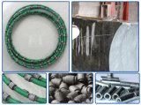 China Wire Rope Manufacturers Selling Diamond Wire Saw para Granite Marble Profiling