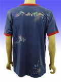 Personalizar a camisa barata dos homens T do logotipo pessoal do tipo