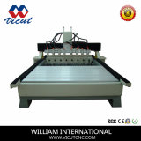 Multi Heads Woodworking Engraving Machines CNC Engraving Router