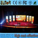 Schermo dell'interno dell'affitto LED di RoHS del Ce di colore completo P4