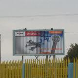 Quadro de avisos de lançamento do anúncio ao ar livre Trivision do tamanho de Samll
