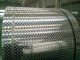 알루미늄 다이아몬드 패턴 지면 격판덮개