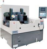 Máquina de cristal del CNC de la posición del eje de rotación auto del doble (RZG600D_CCD)